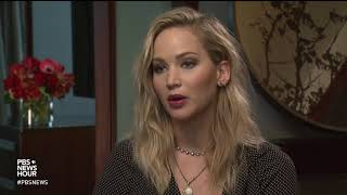 Jennifer Lawrence on unequal pay and the 'very sick' gender dynamic in Hollywood