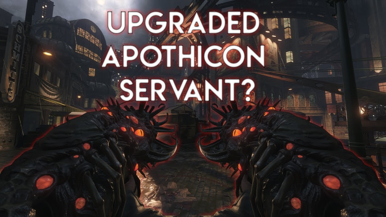 Upgraded Apothicon Servant in SoE??   A look in the code #2