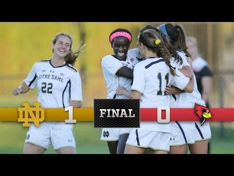 Top Moments: Notre Dame Women