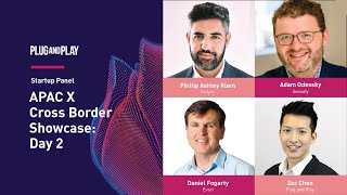 APAC X 2020: Day 2 Startup Panel