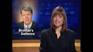 ITV News & Weather/London Tonight - 22nd October 2003