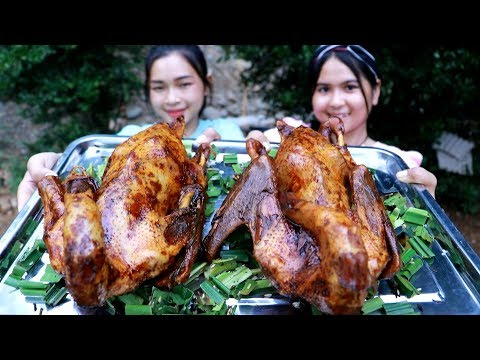 Steam Duck With Pandan Recipe - Cooking Ducks - My Food My Lifestyle