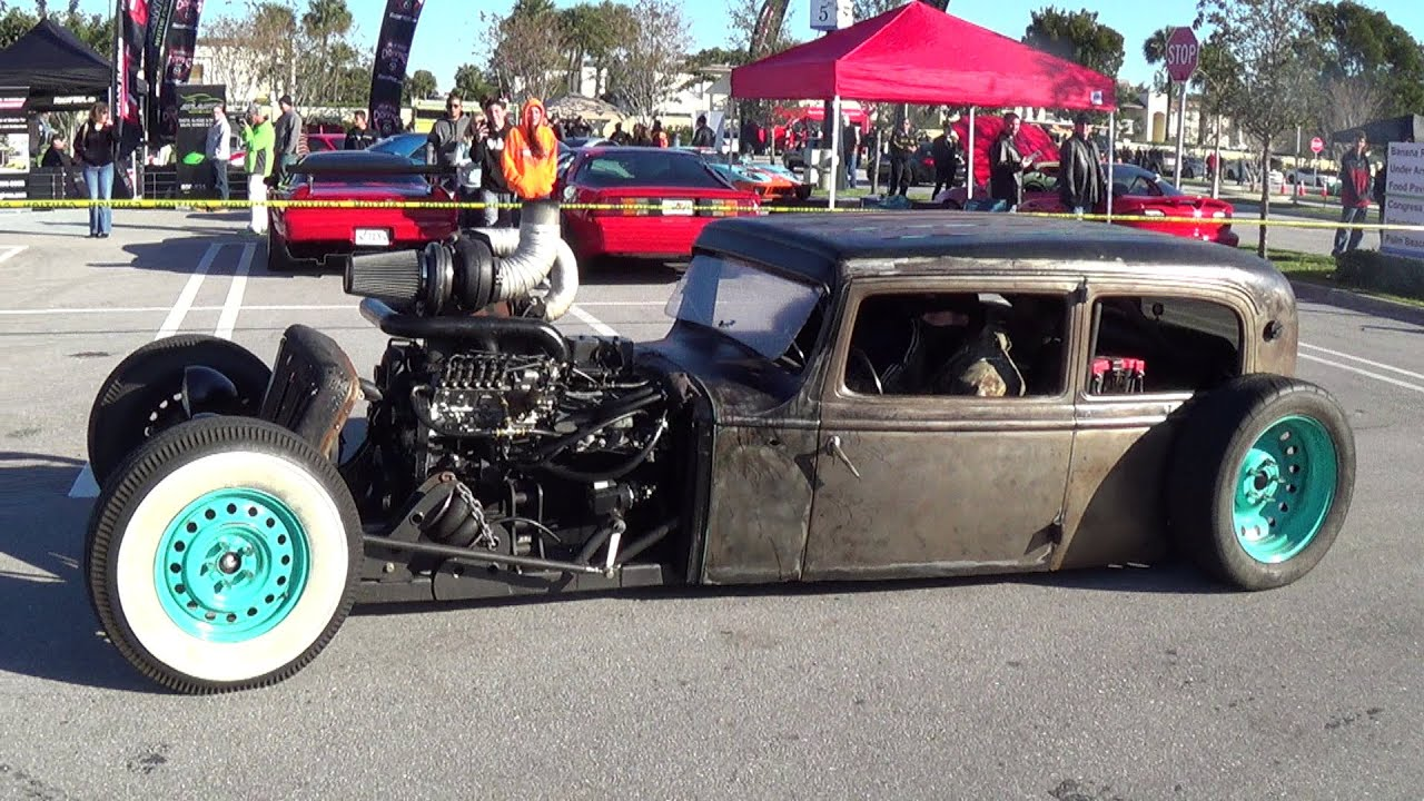 Crazy Rat Rods Rusted Supercars Drive By Cars Amp Coffee