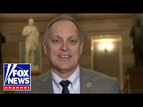 Rep. Andy Biggs talks efforts to keep the government funded