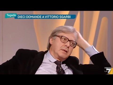Dieci domande a Vittorio Sgarbi