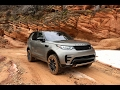 2017 Land Rover Discovery Off-Road