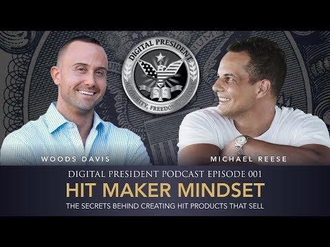 Ep. #1 Hit Maker Mindset - The Secrets Behind Hit Products