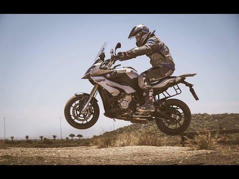 BMW S1000 XR Off-road test by Nikos Spanos