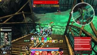 Скачать Guild Wars The Deep 5min AllTime Record Starburst PoV By Golt And Friends