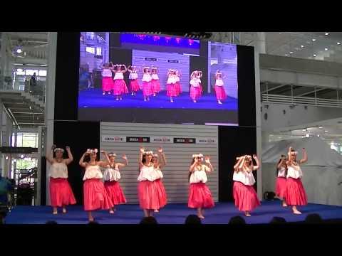 Makawao Medley (お台場ハワイフェスティバル 2015)