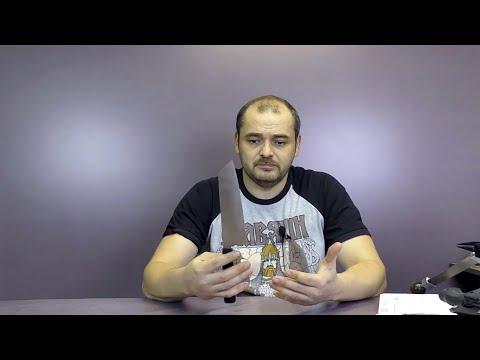 """Сталь м390. Венёвский алмаз ОSВ, серия """" Премиум""""."""