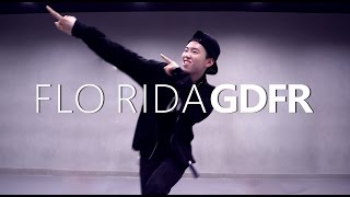 GDFR Flo Rida Feat Sage The Gemini And Lookas Choreography AD LIB