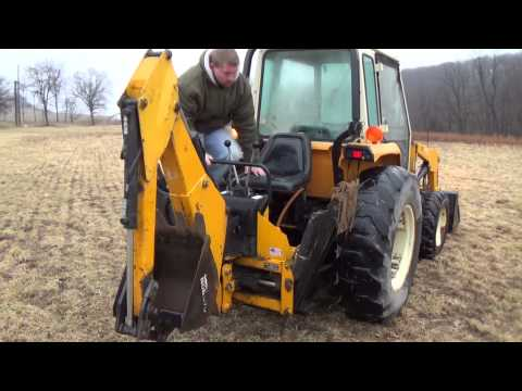 Cub Cadet 5234D Compact Tractor 4x4 With 812 Loader And ...