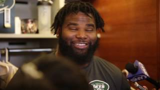 Jets' Sheldon Richardson: '15 reasons' why locker room is easier to get along with now thumbnail
