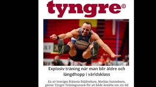 Mattias Sunneborn i Tyngre Träningssnack 2017 (avsnitt 102)