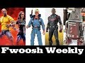 Weekly! Star Wars Models and Black Series, SHF Falcon, Marvel Legends...and more Marvel Legends!