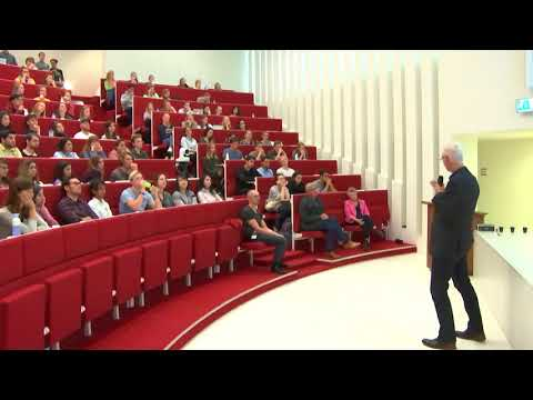 Masterclass 'The Discovery of HIV' - Professor Francoise Barré-Sinoussi