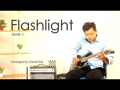 ( Jessie J ) Flashlight Rock Version - Daniel Sia