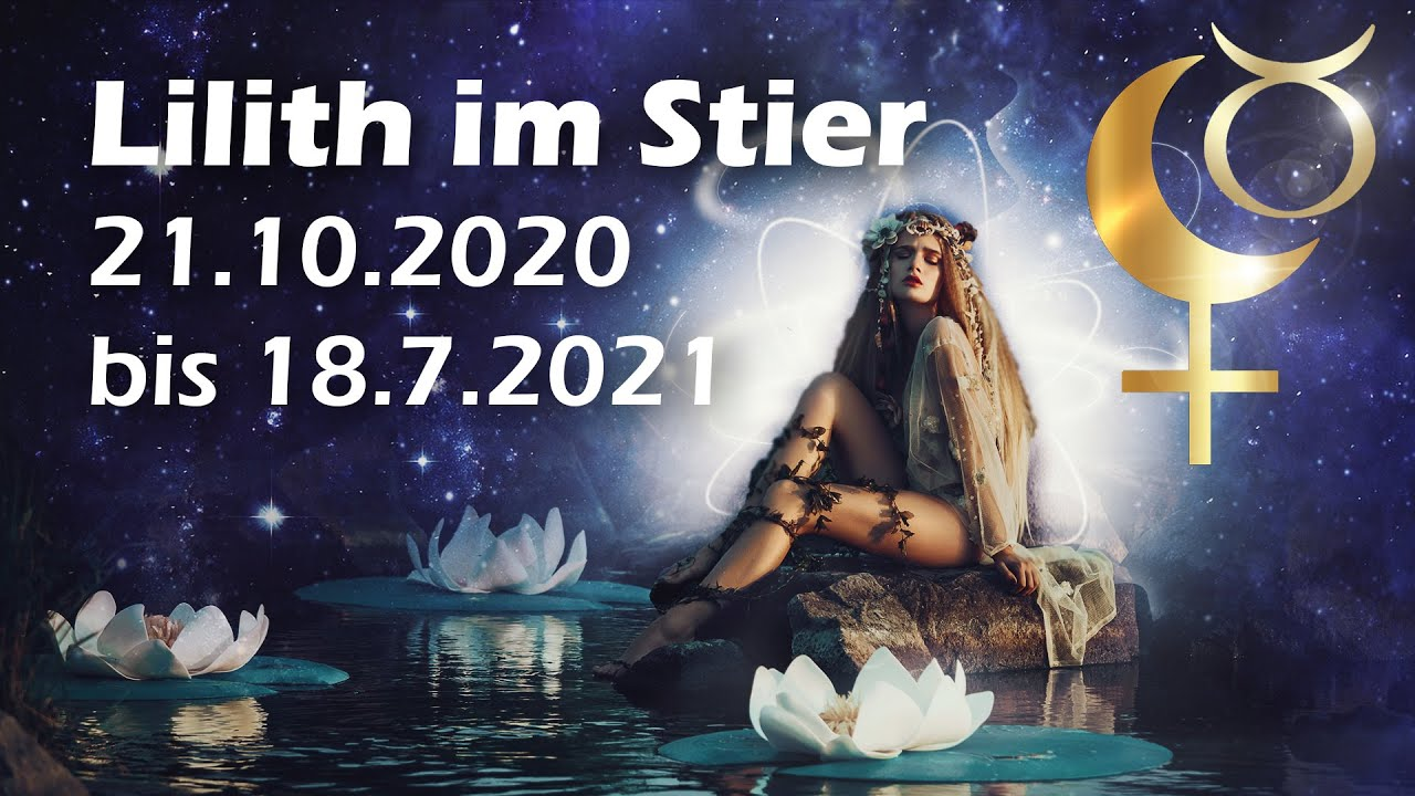 Jahreshoroskop 2021 Stier 3. Dekade