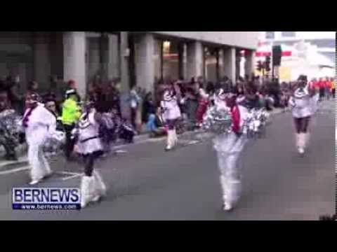 Hamilton Santa Claus Parade, Dec 1 2013