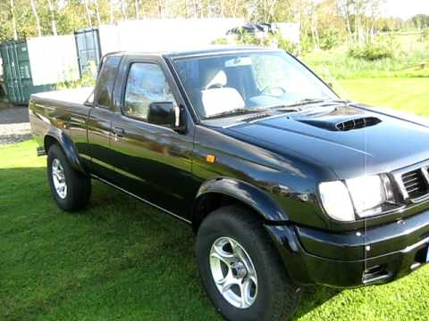 Nissan Pick Up D22 Youtube