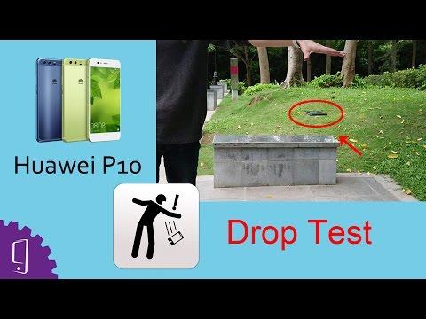 Huawei P10 Drop Test