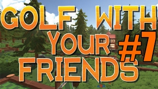 The FGN Crew Plays: Golf with your Friends #7 - The Haunted Mansion (PC)