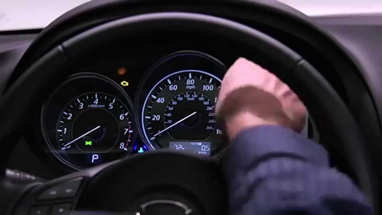 Mazda 3 Owners Manual: Dashboard Illumination