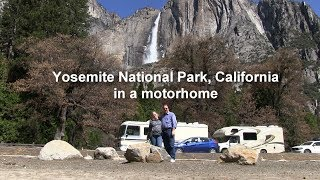 Yosemite National Park in a Motorhome