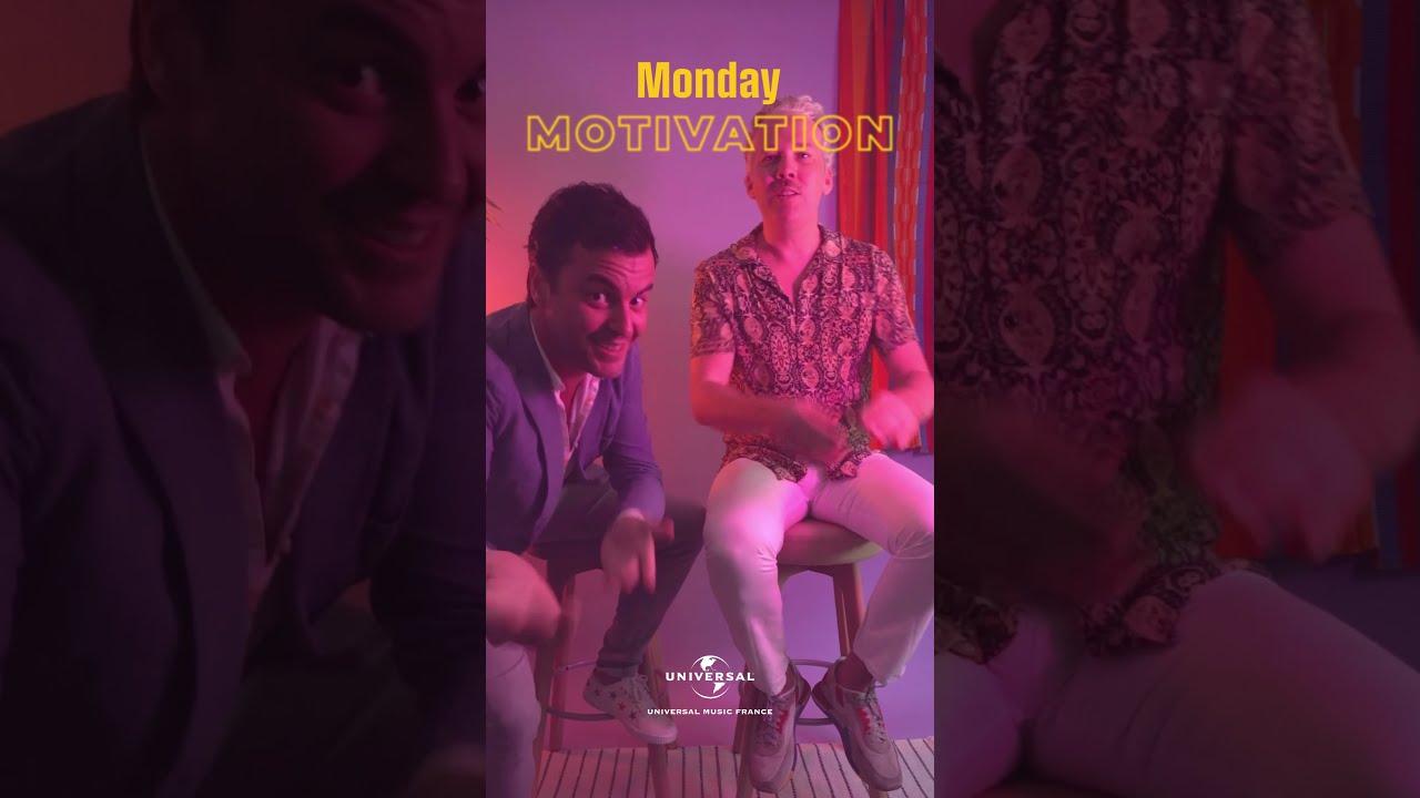 Polo & Pan vous souhaitent une bonne semaine ! #shorts#motivationmonday