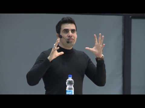 Idriss Aberkane: How the economics of knowledge can transform learning