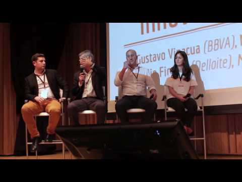 Innovation in banking panel, FinTechStage Buenos Aires 2015