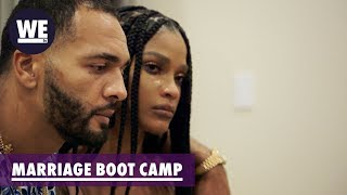 Holding Balistic Hostage?! | Marriage Boot Camp: Hip Hop Edition