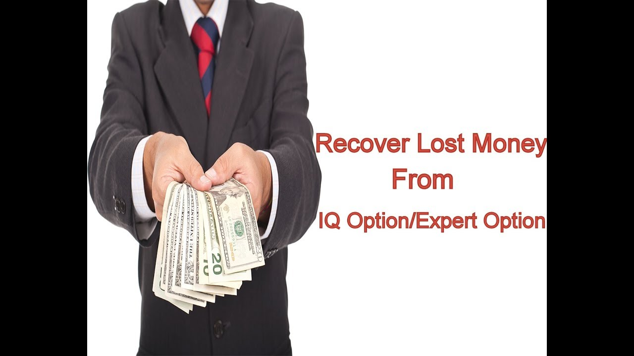Recover lost money from binary options