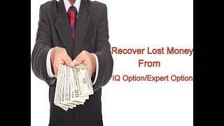 How To Recover Lost Money From IQ Option & Expert Option (Hindi) | With Live $2,000 Trading