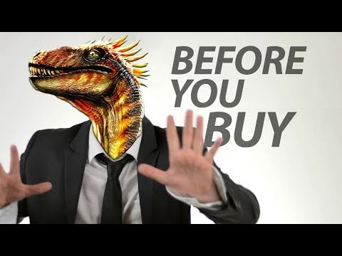 ARK: Survival Evolved - Before You Buy