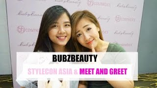 VLOG: STYLECON ASIA KL 2016 + MEET & GREET ft. BUBZBEAUTY