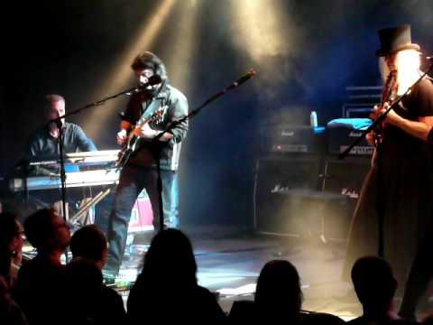 Steve Hackett - FIRTH OF FIFTH (complete) - (live at Mezz, Breda, Netherlands, 240510).MOV