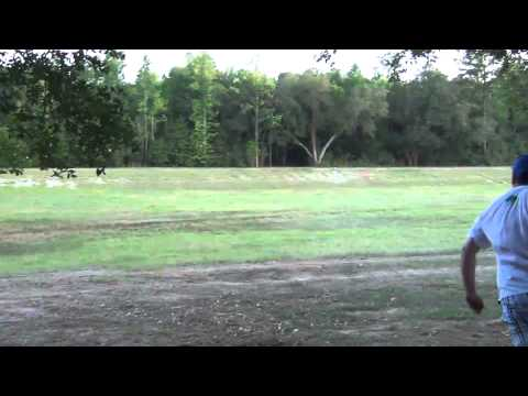 Texas Army Trail Sunday Doubles Part 4- 7/10/2011 Disc Golf