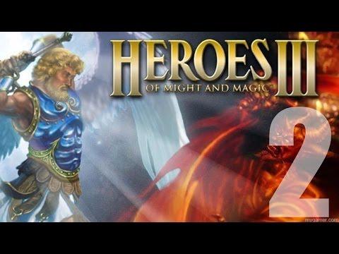 Heroes Of Might And Magic 3 Era 2 Wog HD - Нашествие Варваров  Часть 2