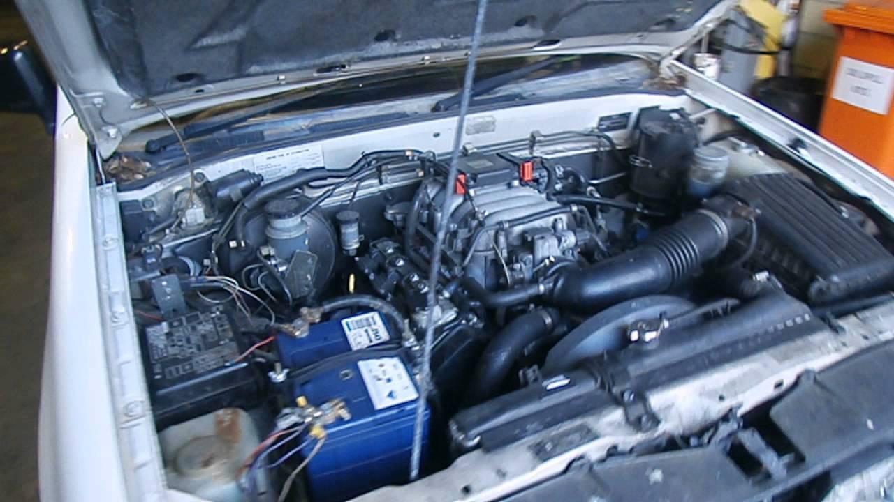 Holden Rodeo 1999 3 2 V6  6vd1  Dohc  Tf Now Dismantling