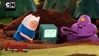 Bunker Building | Adventure Time | Cartoon Network