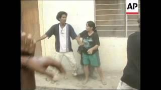 EAST TIMOR: DILI: VIOLENCE LATEST WRAP