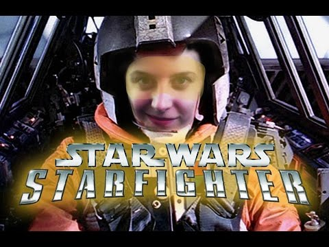 I'M GETTING DIZZY | Star Wars Starfighter |