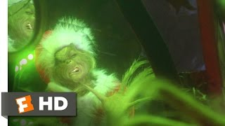 How the Grinch Stole Christmas (6/9) Movie CLIP - You're a Mean One, Mr. Grinch (2000) HD