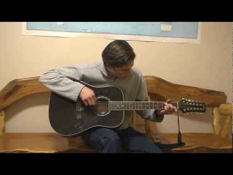 Marc Ryan McIntyre playing a song that he wrote.