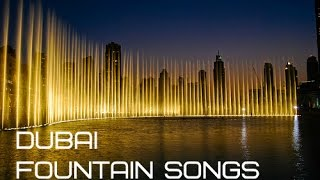ENRIQUE IGLESIAS - HERO | DUBAI FOUNTAIN SONGS | ПОЮЩИЕ ФОНТАНЫ