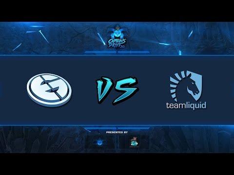 Evil Geniuses vs Team Liquid - Game 1 - Captain's Draft 3.0