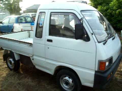 ad873f7ede 1993 Daihatsu Hijet Jumbo 4x4