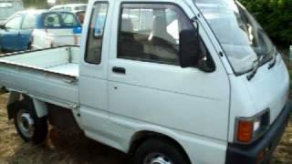 1993 Daihatsu Hijet Jumbo 4x4, 5 speed, ac